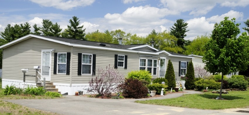 Mobile Home Loan Buy A Mobile Manufactured Home With An