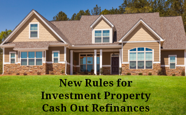 Harp Guidelines Investment Property