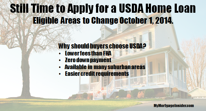 USDA Home Loans New Eligibility Maps To Affect Of Buyers - Usda area eligibility map