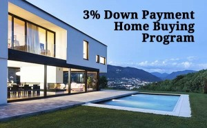 Conventional 97 LTV home buying program